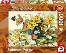 Schmidt 59573 - Puzzle Fiori di Primavera di Marjolein Bastin, 1000 Pezzi (F2x)