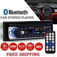 AUTORADIO Stereo AUX-In USB/SD MP3 WMA DVD/CD DIN Auto Radio Player BLUETOOTH