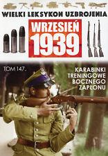 Polish Army Training Rifles / Karabinki - September 1939 - BOOK IN POLISH