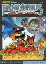 Panini Disney - Fantomius Definitive Collection Volume 1 - Ristampa - Nuovo !!!