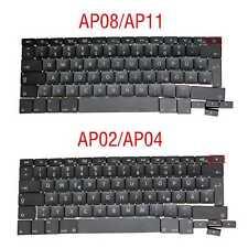 German DE Tastatur Keycaps für MACBOOK A1278 A1286 A1297 A1398 A1425 A1502 A1369