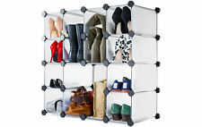 Unbranded Plastic 11-15 pairs Shoe Storage