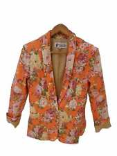 Designer BNWOT South Of The Border Cotton Floral XS Women's Jacket
