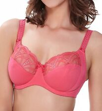 NWT Fantasie Alex Underwire Bra with Side Support FL9152 in Pomegranate 30F /US