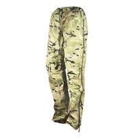 Genuine British Army MTP Lightweight Goretex Waterproof MVP Over Trousers