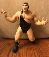 WWF WWE Legends 1997 Jakks Pacific, Andre The Giant Action Figure - Series 1