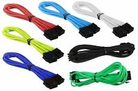 8 Pin EPS 12V Extension Cable Braided Sleeved