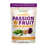 Wholeberry Dried Passion Fruit Snacks,Hand-Selected 100% nature,No Preservatives