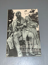 GALLAUDET ALMANAC - deaf history - 1974