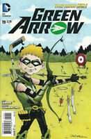 GREEN ARROW #19 NM (MAD VARIANT) DC COMIC BOOK
