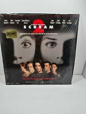 Scream 2 Laserdisc
