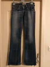 Jean femme taille basse LEVIS 572 Boot Cut taille 38