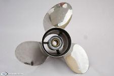 Performance Wheel 14 1/4 x 21 Propeller #505168 stainless 3 blade prop yamaha