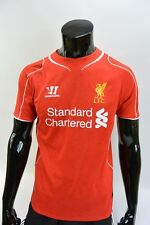 The Reds Warrior Liverpool Fc - Home Shirt 2014-2015 SIZE S (adults)