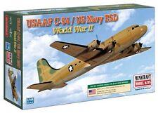 Minicraft Models #14673 Usaaf C-54/Usn R5D 1:144 Nib