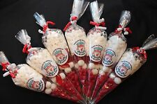 Football Party Goody Bags Personalised Pre-Filled Cones Sweets Birthday Sweets