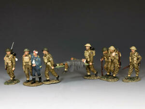 KING & COUNTRY FIELDS OF BATTLE SGS-FOB010 DUNKIRK SET
