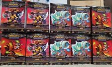 World Of Warcraft Miniatures Game: Spoils of War Lot of 10