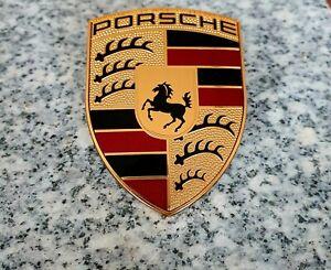 Porsche Wappendeckel