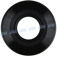 JJC Black Auto Open Lens Cap for Olympus M.ZUIKO DIGITAL ED 14-42mm as LC-37C