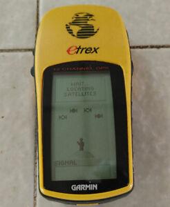Garmin eTrex  12 Channel Handheld GPS