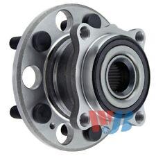 WJB WA512321 Rear Wheel Hub Bearing Assembly Interchage 512321 HA590146 BR930606