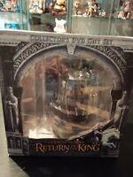 Le Seigneur Des Anneaux Le Retour Du Roi Statue Collector Royaume