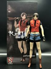 【IN STOCK】1/6 Resident Evil Claire Redfield Female Figure Full Set FS023