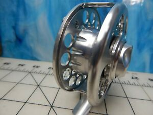 """Fly Reel PFLUEGER 1956 Trion flies trout rod lure tackle drag 3 1/4"""" spool"""