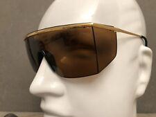 ORGINAL!! 70er Gianni Versace Sonnenbrille Top Vintage Designer Brille mit Etui