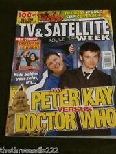 TV & SATELLITE WEEK - PETER KAY - JUNE 17 2006