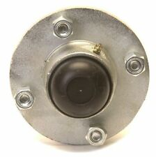 """Trailer Parts - Cast 505 Trailer Wheel Hub 4"""" PCD with 1"""" L44643 Bearings"""