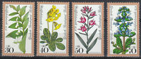 Germany West Berlin 1978 Mi 573-576 MNH** set.flowers.** Flowers **