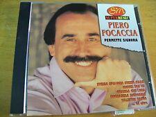 PIERO FOCACCIA PERMETTE SIGNORA  CD