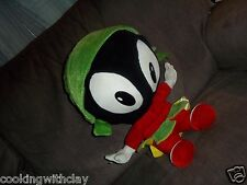 LARGE MARVIN THE MARTIAN BABY MARVIN LOONEY TUNES CHARACTER PLUSH DOLL FIGURE