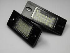 LED smd xenon plaque d'immatriculation éclairage vw BORA passat 3bg Golf 4 variant tüv libre