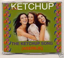 """LAS KETCHUP, """"The Ketchup Song"""" Australian CD single"""