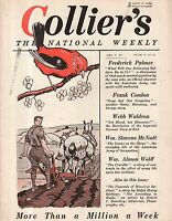 1919 Colliers April 12 - Edward Penfield, Leyendecker; German Naval Mutiny