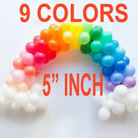 """5""""inch Small Best Round Latex Balloons 100 Quality Standard ballon Colour baloon"""
