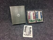 1950s USS United States Steel Playing Cards 2 Decks Unopened 525 William Penn