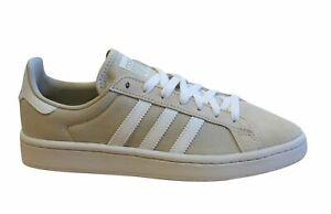Adidas Originals Campus Mens Trainers Textile Leather Low Lace Up Shoes DA8929