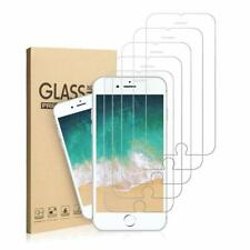 Glass (5 packs) Of 4 Screen Protectors = 20 Screens for Iphone 8