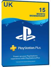 Playstation PLUS - PSN PLUS Card - 15 months - United Kingdom