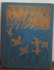 Morning Face by Gene Stratton-Porter - 1916 1st Edition Hardcover