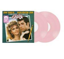 Grease [Soundtrack) HMV Pink exclusive limited edition vinyl
