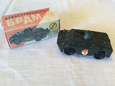 USSR Soviet Army BRDM-2 Armored Scout Car 1:43 Scale w/Original Box