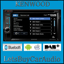 KENWOOD DDX-4017DAB + DAB-A1,  DVD, DAB+, BLUETOOTH, iPHONE, ANDROID, 2017 MODEL