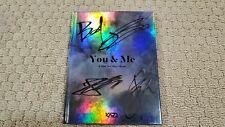 KARD - You & Me (Signed) Autographed K-Pop Album All Members
