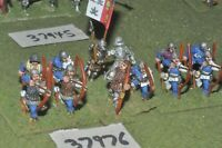 25mm medieval / english - wars of roses archers 12 figures - inf (37976)
