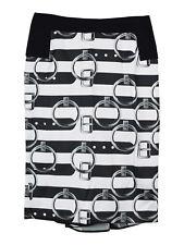 NEW Giles pencil skirt with handle print